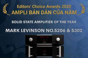 Editors'Choice Awards 2020: Mark Levinson No.5206 và No.5302 – Hệ thống ampli bán dẫn của năm