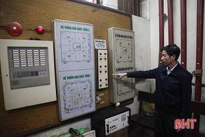 Đề phòng nguy cơ cháy nổ dịp tết Nguyên đán ở Hà Tĩnh