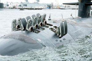 Báo Mỹ: Tàu ngầm Ohio mạnh gấp đôi Antey Nga