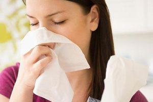 Mẹo cực đơn giản giúp bạn hết nghẹt mũi nhanh chóng