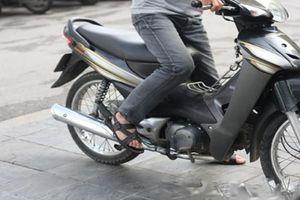 Mẹo khởi động xe máy vào mùa lạnh