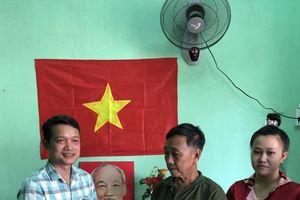 Báo Pháp luật Việt Nam bàn giao nhà tình thương