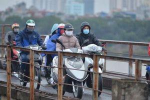 Những 'căn bệnh' xe máy gặp phải khi trời lạnh