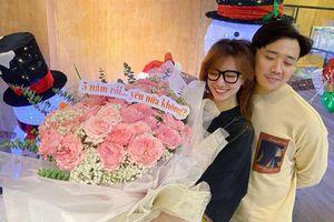 Trấn Thành và Hari Won: '5 năm rồi ... yêu nữa không?'