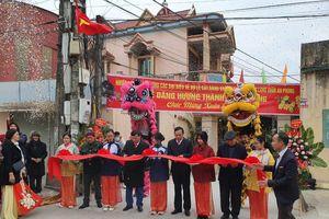 Thanh Miện (Hải Dương): Người cao tuổi góp sức xây dựng nông thôn mới