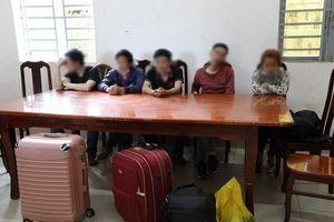 Tây Ninh: Xử phạt hai thanh niên chở 5 người xuất cảnh trái phép sang Campuchia