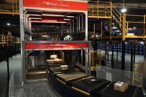 Trung tâm phân loại hàng hóa 185 tỷ của Tập đoàn BEST có gì?