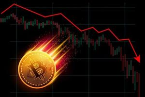 Sau 1 tuần tăng giá chóng mặt, Bitcoin quay đầu giảm sâu