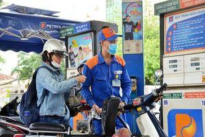 Giá xăng dầu tăng lần thứ 4 liên tiếp từ chiều nay