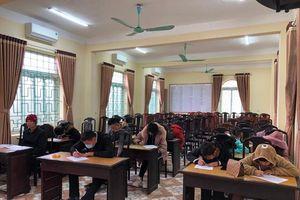 Vĩnh Phúc: Công an huyện Tam Đảo trấn áp tội phạm, bảo đảm an ninh trật tự trong dịp Tết Nguyên đán Tân Sửu
