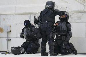 Thêm một cảnh sát Điện Capitol thiệt mạng sau vụ biểu tình bạo loạn tại Quốc hội Mỹ