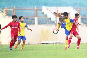 Vòng loại giải bóng đá U19 quốc gia: Hấp dẫn ngay trận mở màn