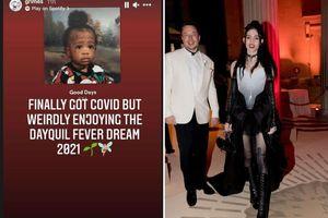 Bạn gái của Elon Musk tỷ phú giàu nhất thế giới nhiễm COVID-19 là ai?