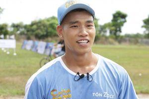 Cầu thủ Văn Thanh: 'Tôi muốn mang tinh thần kiên cường của mình gửi đến những người gặp khó khăn'