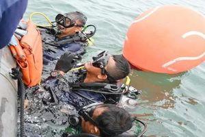 Gấp rút lấy mẫu ADN để đẩy nhanh quá trình xác minh nạn nhân vụ rơi máy bay ở Indonesia