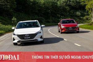 Accent lập 'kỷ lục' doanh số, xe Hyundai bán chạy chưa từng có
