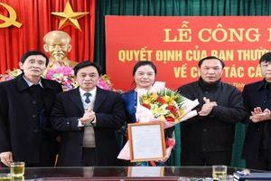 Bổ nhiệm lãnh đạo mới Quảng Trị, Hà Tĩnh, Bình Phước