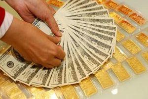 USD tăng trở lại, vàng giảm tiếp phiên đầu tuần