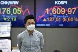 Chứng khoán Hàn Quốc tiếp tục đà bứt phá