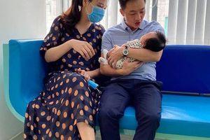 Đàm Thu Trang tiết lộ những thay đổi đáng yêu của con gái khi được hơn 4 tháng tuổi