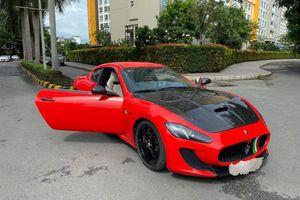 Tâm sự có 'khó khăn tài chính', đại gia Việt chia tay Maserati GranTurismo với giá chưa tới 7 tỷ đồng