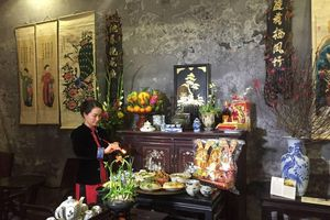 Tết Việt trong lòng phố cổ Hà Nội