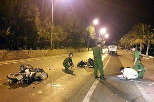 Tìm thân nhân vụ TNGT làm 2 người chết, 1 người bị thương