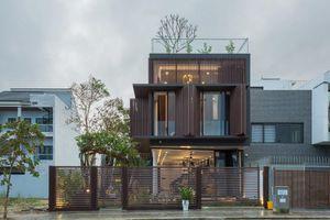 Ngắm ngôi nhà xanh từ ngoài vào trong ấn tượng ở Đà Nẵng