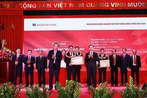 Phấn đấu đưa Agribank đạt Top 100 Ngân hàng lớn nhất khu vực châu Á