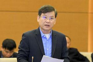 Ông Lê Minh Trí: Nhiều người 20-30 tuổi đứng tên tài sản nghìn tỷ
