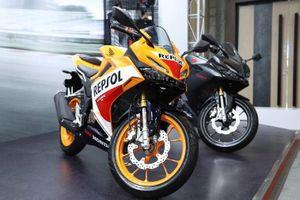 Honda CBR150R đời 2021 được ra mắt tại Indonesia