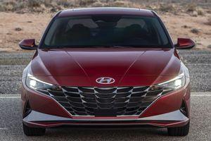 Hyundai Elantra 2021 giành giải xe của năm tại Bắc Mỹ