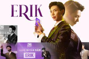 Erik có xứng đáng với chiếc cúp Nghệ sĩ của năm ở ZMA 2020?
