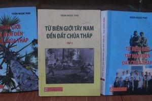 Đọc 'Từ biên giới Tây Nam đến đất chùa Tháp'