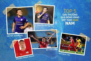 Gala Quả bóng vàng Việt Nam 2020: Đêm tôn vinh tài năng