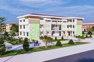 Doanh nghiệp tặng 1.000 m2 đất và xây dựng trường mầm non tặng Phú Yên