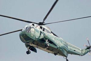 Nhiều trực thăng Marine One bay bất thường gần dinh Phó Tổng thống Pence