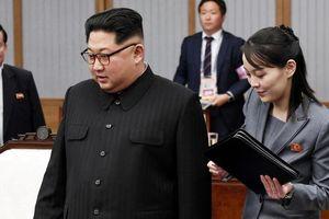 Em gái nhà lãnh đạo Kim Jong-un không có tên trong Bộ Chính trị