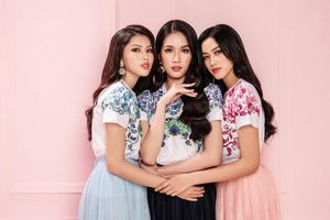 Hoa hậu Đỗ Thị Hà cùng hai Á hậu chọn gì để diện Tết và mùa lễ hội cuối năm?
