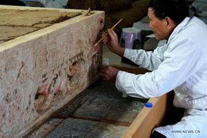 Khai quật ngôi mộ cổ Trung Quốc, lộ bí mật 'khủng' của nhà Tùy