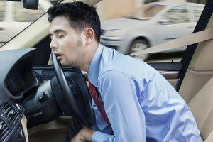 Cách chống buồn ngủ hiệu quả dành cho tài xế ôtô đường dài