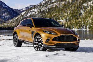 Lý do hãng xe Anh quốc triệu hồi siêu SUV Aston Martin DBX?
