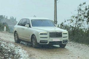 Đại gia Hà Nội 'xách' Rolls-Royce Cullinan hơn 41 tỷ lên núi ngắm tuyết