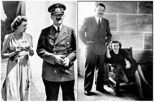 Người vợ kém 23 tuổi bất chấp mọi thứ để yêu cuồng si Hitler?