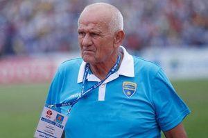 HLV Petrovic: '1-2 năm nữa cầu thủ Thanh Hóa sẽ ngang ngửa châu Âu'