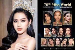 Đỗ Thị Hà đứng vị trí nào trong BXH top thí sinh tại Miss World của mà khán giả mừng rỡ đến vậy?