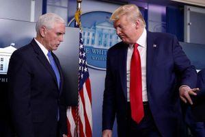 Tổng thống Trump lần đầu nói chuyện với phó tướng sau một thời gian dài 'từ mặt'