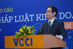 Chủ tịch VCCI: Tư duy cũ vẫn thấp thoáng trong văn bản luật về kinh doanh