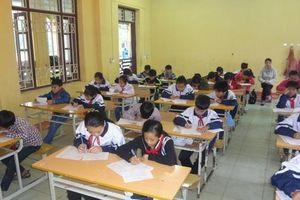 Tác hại khôn lường khi tổ chức kiểm tra học kỳ sớm, bớt của học trò cả tuần lễ