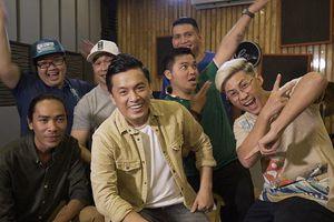 Lam Trường, MTV ngẫu hứng hit Mưa phi trường 'cực chất'